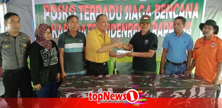 Bantuan Kerajaan Sanggau Diserahkan Majelis To Manurung ke ...