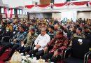 Dollah Mando Hadiri Acara Pengarahan Ketua KPK RI