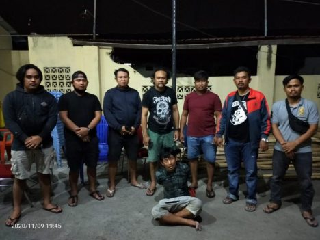 DPO 10 Bulan, Buruh Bangunan Ini Ditangkap Polisi
