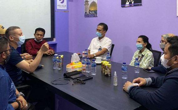 Meeting Umroh 2021, Direktur PT An-Nur Maarif: Kami Ingin Kembalikan Dunia Umroh Seperti Biasa