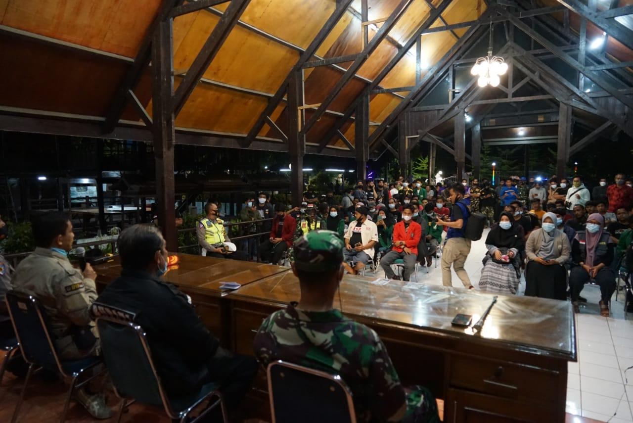 Misi Kemanusiaan, Dollah Mando: Kami Kirim Relawan dan Kebutuhan Pokok ke Sulbar
