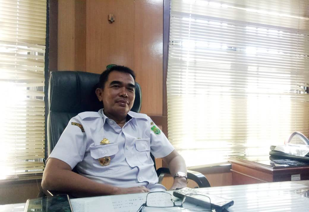 Kepala Badan Keuangan dan Aset Daerah (BKAD) Sidrap, Nasruddin Waris