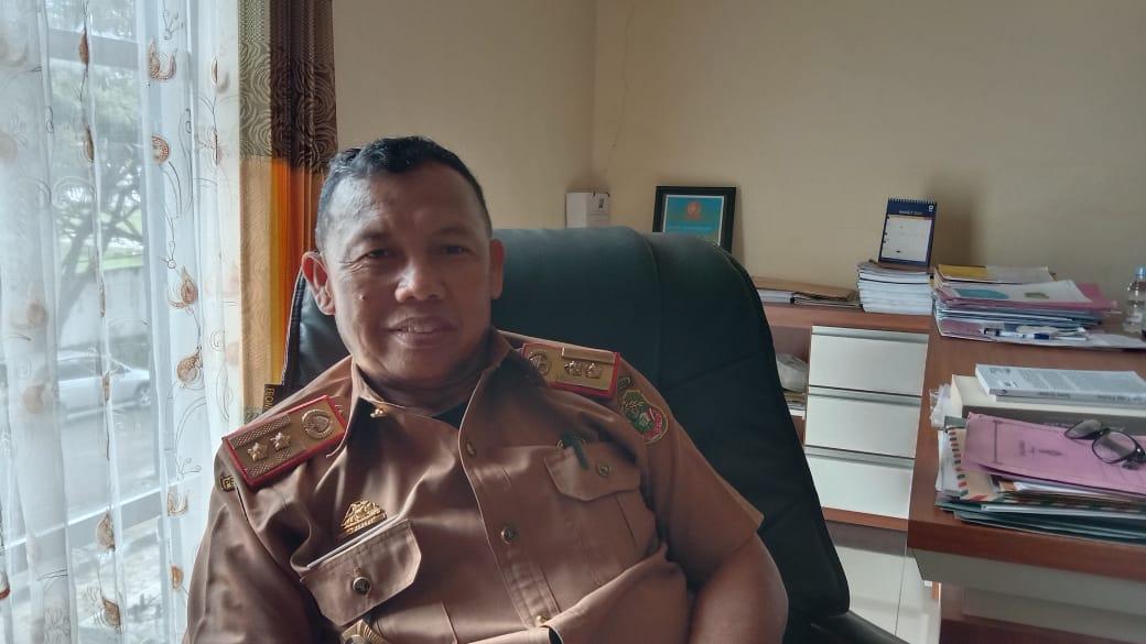 Kepala Dinas Pemberdayaan Masyarakat Desa, Perempuan dan Perlindungan Anak (Pemdes dan PPA) Sidrap, H Abbas Aras